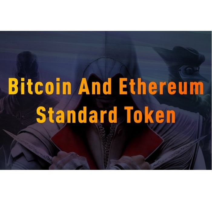 Bitcoin and ethereum standard token squared